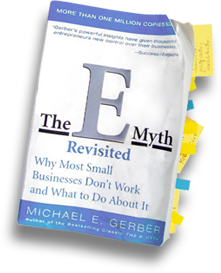The E-Myth Revisited: Why Most Small Businesses Don't Work and What to Do About It.