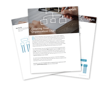 Download Your Free Guide to Creating Your Organization Chart
